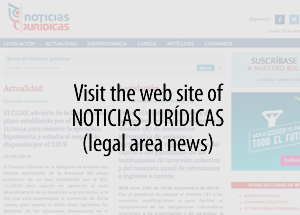 Visit the legal area news webpage